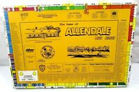 Unique Promotions ALLENDALE New Jersey 1990 monopoly style board game Rare NEW
