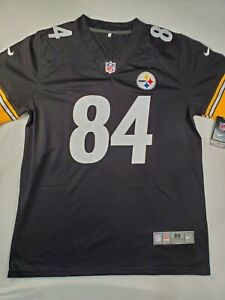 Antonio Brown Pittsburgh Steelers Salute To Service Limited Jersey - Olive