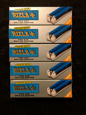 5x Genuine Rizla King Size Premium Metal Rolling Machine Smoking Rolling Combi🤪