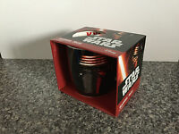 BNIB Genuine Star Wars Merchandise Kyloren Print 400ml Barrel Ceramic Coffee Mug