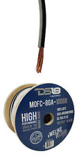 25ft Ds18 8Ga MarineGrade Ofc Tinned Copper Ground Wire Cable Battery