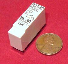 American Zettler Mini Power Relay AZ696-1C-6DE, 6V DC Coil, 10A 250V AC SPDT A
