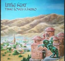 Little Feat ‎– Time Loves A Hero LP / Mint