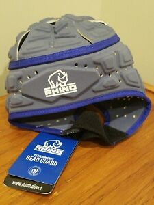 Rhino Performance Head Guard World Rugby Approved Elite Headgear Youth Small SB