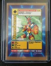 Digimon Digi-Battle Fox Kids Promo Card: Flamedramon Fx-08