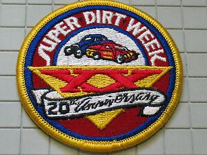 Super Dirt Week 1991 Racing Patch (#4768) *