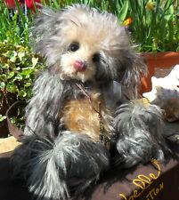 RARE/RETIRED Charlie Bears Original BLUEBERRY MUFFIN Ltd Ed Mohair