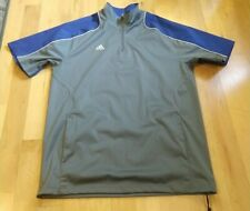 Adidas Men's 1/4 Zip Athletic Shirt Size Xl
