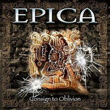 Consign To Oblivion - Expanded Edition - Epica (2015, CD NIEUW)