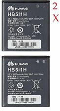 2X Huawei HB5I1H Battery For M735 OHUA 1200 C6110 C6200 C8300 G7010 1200mAh OEM