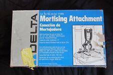 delta drill press mortising attachment 17-905
