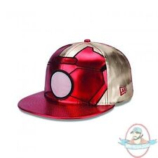 Avengers Age of Ultron Iron Man Armor 5950 Fitted Cap Size 7 3/8