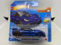 Hotwheels 1:64 Corvette ZR1 Convertible
