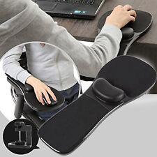 Ergonomic Home Office Computer Arm Rest Mouse Pad Mat Armrest Platform Tray