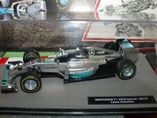 FORMULA 1   N° 5  MERCEDES F1 WO5 HYBRID 2014  LEWIS MAMILTON