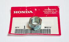 Orig. Mutter Polrad Hex Nut Crankshaft 12mm Honda CB 50, CY 50 80, XL 50 75 NEU