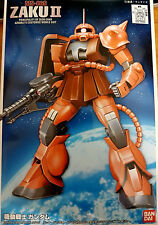 MS-06S ZAKU II Zeon Char's Custom Mobile Suit - Bandai Kit 1:144 17798 Gundam UC