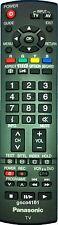 ORIGINAL PANASONIC N2QAYB000228 REMOTE CONTROL TH46PZ800AA TH50PX80A TH50PX80AA