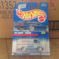 Hot Wheels Tool Supply Pit Crew Truck   # 874