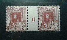 Algeria #34 MNH millesimes pair e201.6418