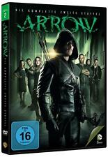 Arrow - Die komplette zweite Staffel [5 DVDs](NEU/OVP) DC-Comic-Reihe