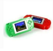 GREEN Portable 200  Games Console Video Game Handheld Player Built-in 268 Games