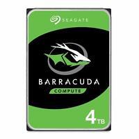 $150 Seagate Barracuda 4TB Internal Hard Drive HDD–3.5 Inch SATA 6 Gbs 5400 RPM