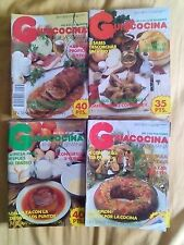 Lote 30 Revista Guia Cocina - El Menu De La Semana