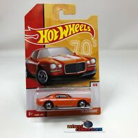 '70 Camaro * Orange * Hot Wheels Throwback Decades Target * WA9