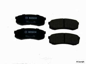 Disc Brake Pad Set-Bosch QuietCast Rear WD Express 520 06060 462