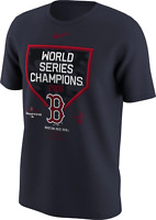 Boston Red Sox Mens Nike 2018 World Series Champions T-Shirt - XXL/XL/Large  NWT