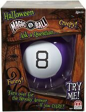 Magic 8 Ball Halloween Fortune Ask Question Spooky Mattel Telling Answer Teller