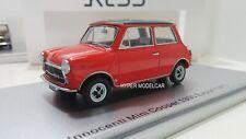 """KESS MODEL 1/43 Innocenti Mini Cooper Export 1.3 """"1973"""" RED Art. KE43012030"""