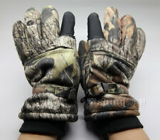 Realtree Hunting Gloves Waterproof Windproof Breathable Insulated Warm Glove
