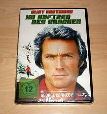 DVD Im Auftrag des Drachen - Clint Eastwood 1975 ( The Eiger Sanction ) Neu OVP