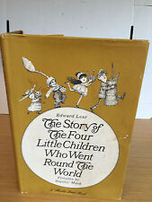 1967-The Story of the Four Little Children Who Went Round the World,1st Printing