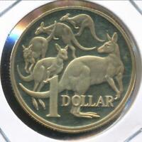 Australia, 2011 One Dollar, $1, Elizabeth II - Proof
