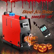 Einfach 5KW 12V Integration Diesel Heizung Standheizung Luftheizung LKW Boot KFZ
