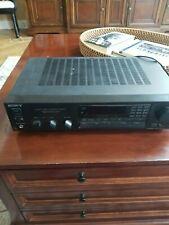 New ListingVintage Sony Str-Av320 2 Channel Audio/Video Control Am/Fm Stereo Receiver