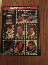 Brisbane Broncos 1994 Rugby League (NRL) Trading Cards