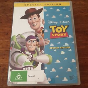 Toy Story Disney Pixar Special Edition DVD R4 Very Good FREE POST