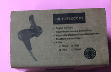 JBL REFLECT BT BLUETOOTH IN-EAR HEADPHONES black  EXCELLENT CONDITION free ship