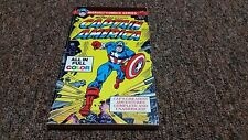 STAN LEE PRESENTS, ALL IN FULL COLOR, CAPTIAN AMERICA ADVENTURES COMPLETE , 1979