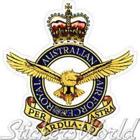 AUSTRALIEN Australischen Luftwaffe Abzeichen RAAF Aufkleber, Vinyl Sticker