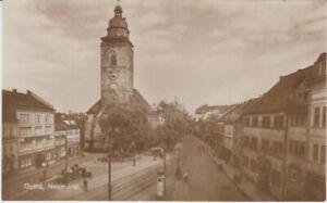 Carte Postale Thüringen Gotha Neumarkt