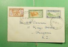 DR WHO 1948 TOKELAU ISLANDS NUKUNONO  g14105