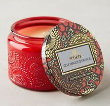 Voluspa Candle Goji Tarocco Orange Glass Mini Size Anthropologie