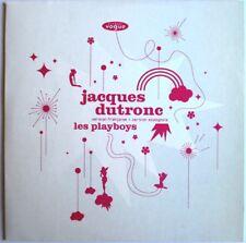 """JACQUES DUTRONC - CD SINGLE PROMO """"LES PLAYBOYS"""" - EN FRANÇAIS ET EN ESPAGNOL"""