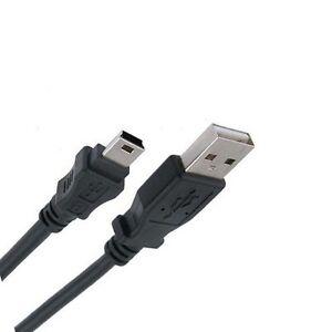 USB Data Cable for AA Garmin Mio Navman TomTom SAT NAV Mitac Road Angel
