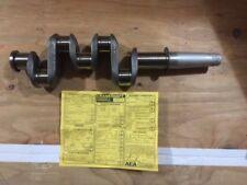 Continental Aircraft Crankshaft & Bearings A65, 75, 80 C75 & C85 Yelow Tagged
